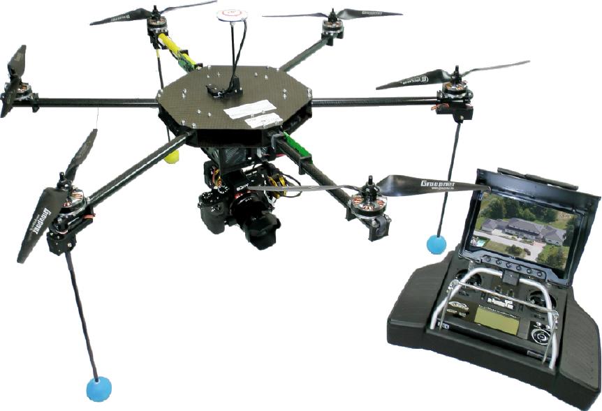 Welche Drohne für Luftaufnahmen