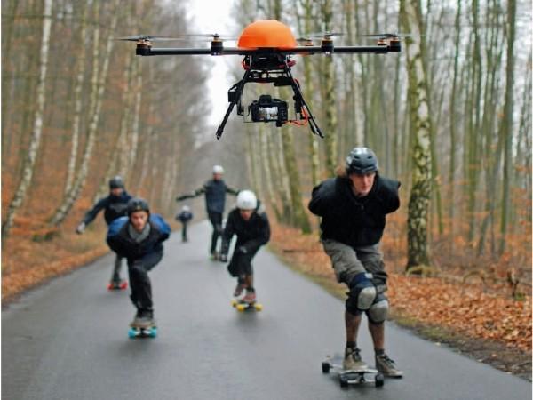 Drohne Filmproduktion